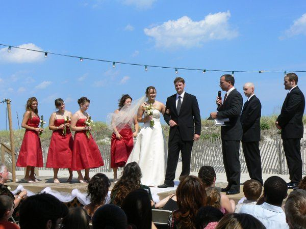 Our romantic beachfront property is the perfect setting for a ceremony with a personal touch. It...