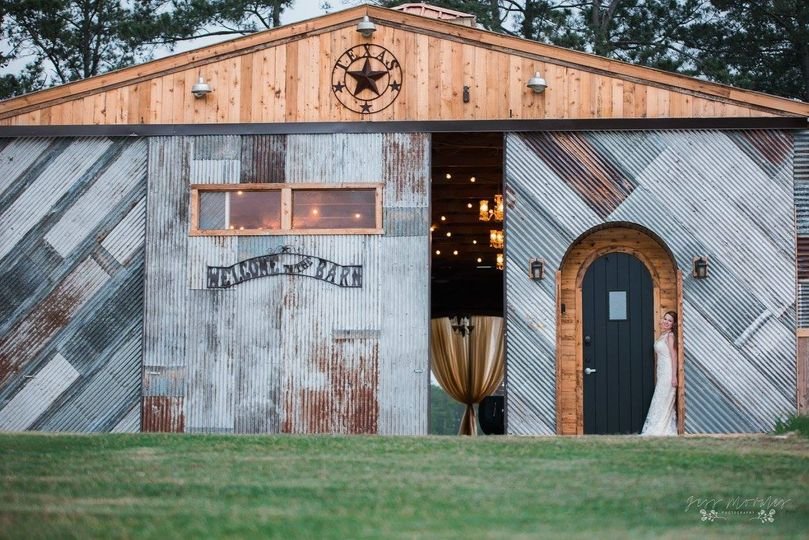 The barn venue