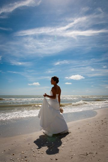 bride photography at Sanibel Island destination wedding