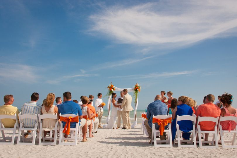 destination wedding at the Casa Ybel Resort on Sanibel Island