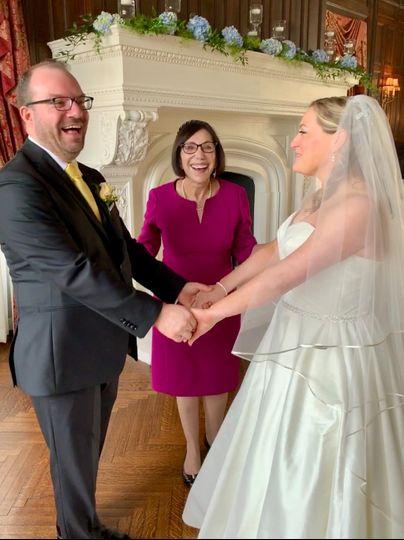 Davenport Manor wedding