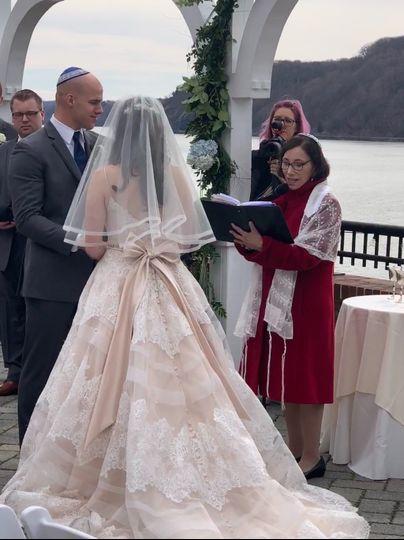 The Grandview wedding