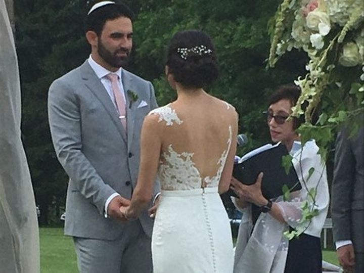 Tmx 1499804545351 Rabbi Linda Photo White Plains, NY wedding officiant
