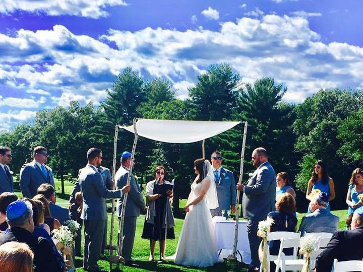 Tmx 1503249136437 Under The Chuppah 002 White Plains, NY wedding officiant