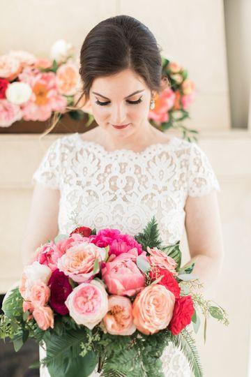 Bride Michelle 2018
