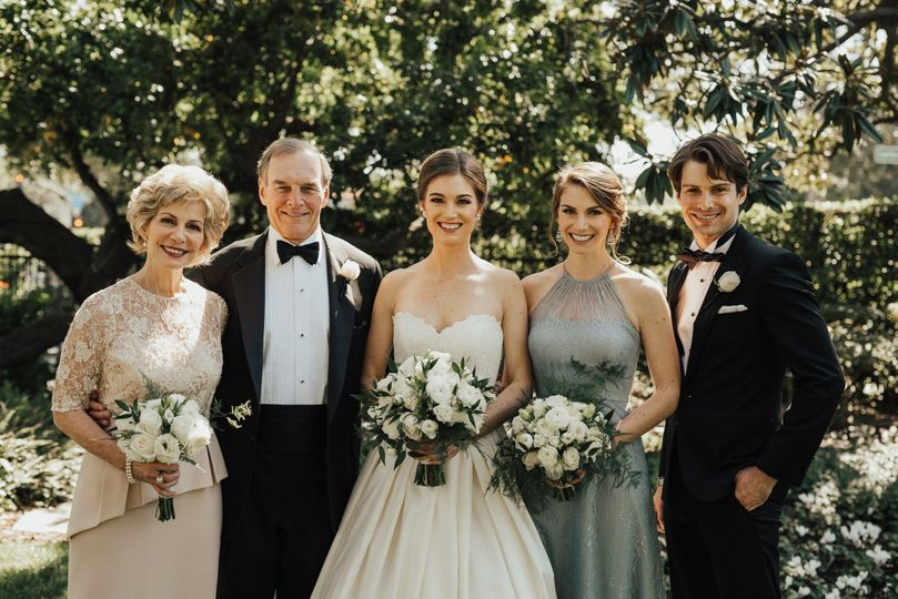 Kathryn and family