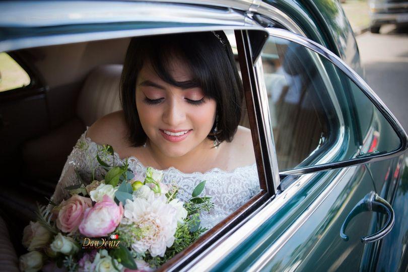 Bride Julie