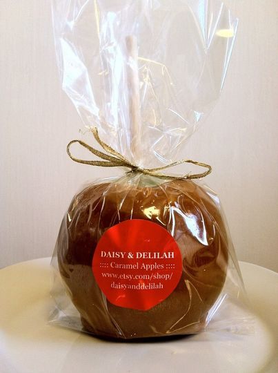 Daisy Delilahs Gourmet Caramel Apples Favors Gifts Novato