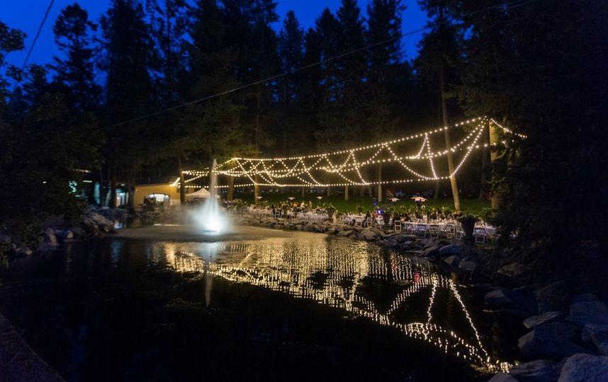 Pond Side Reception