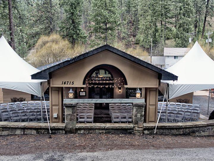 Tmx 1490393645929 Molly Scott Portico Ceremony Spokane, WA wedding venue