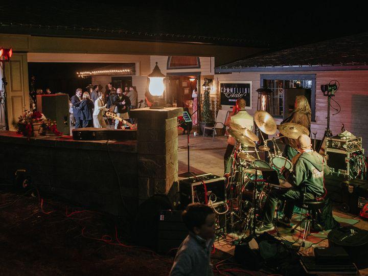Tmx 1490393684862 Nicole  Wes Band Under Portico Spokane, WA wedding venue