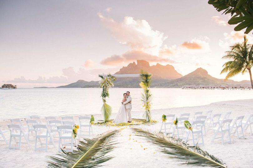 mariage four seasons bora bora 8 51 1008830