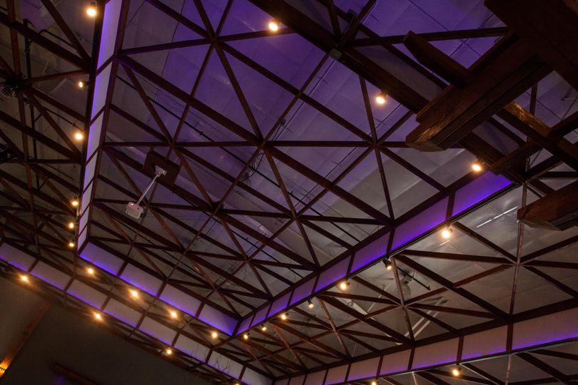 Banquet ceiling