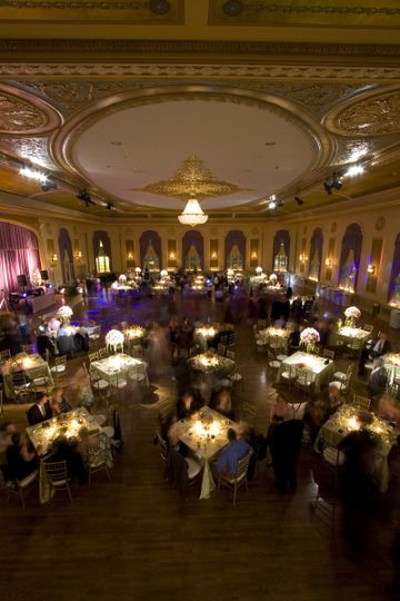 Ballroom Evening Reception