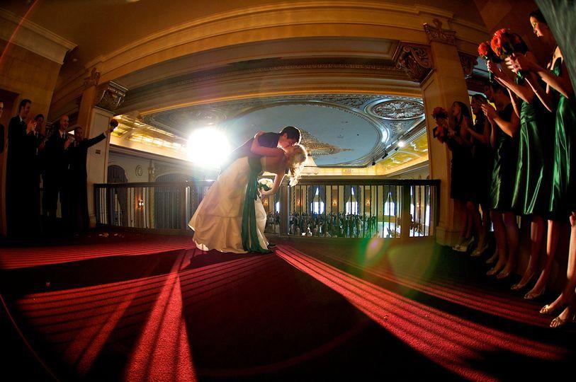 Ballroom Balcony