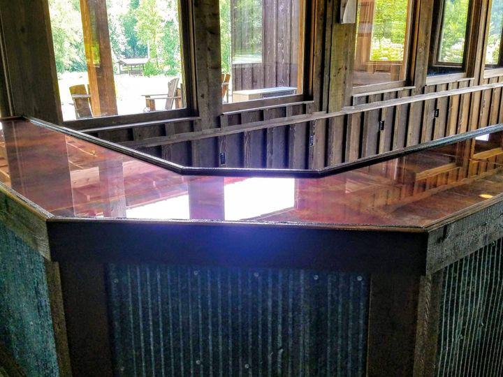 Copper Top Bar in Venue