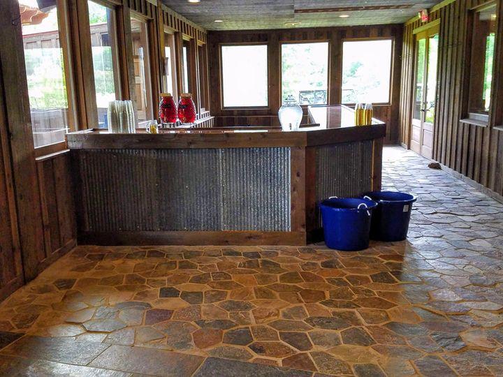 New Bar in Venue