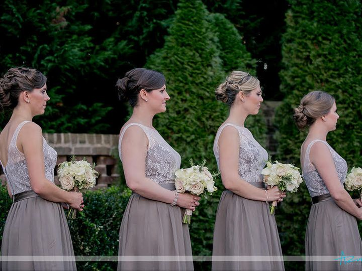 Tmx 1436361649093 Wedding Hair 2 Raleigh, North Carolina wedding beauty
