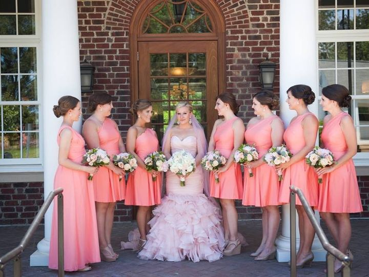 Tmx 1469490071124 Emily Bridal Party Raleigh, North Carolina wedding beauty