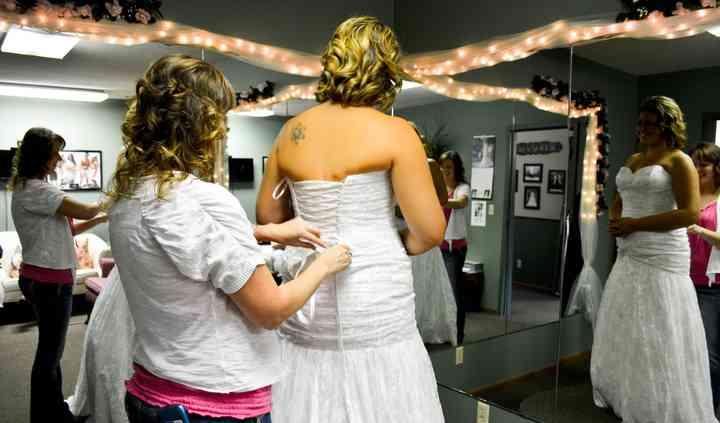 Dream Day Bridals by Marcia