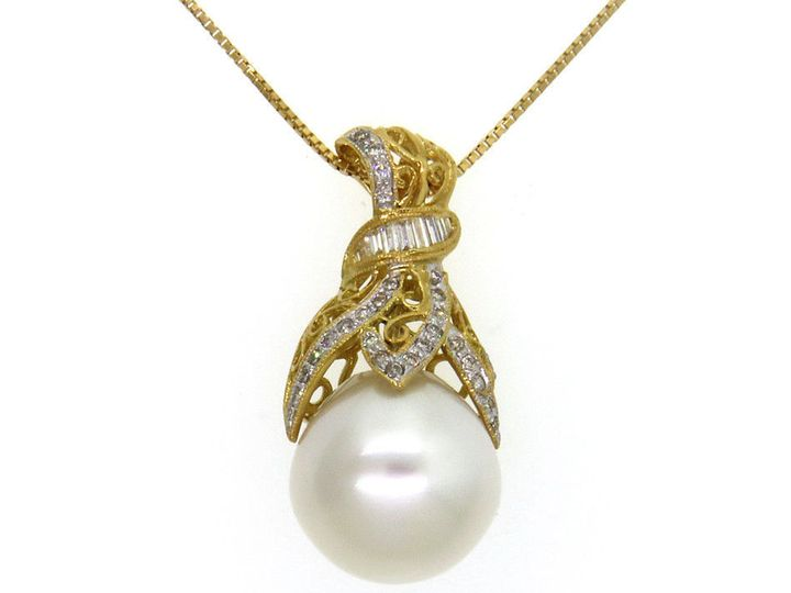Tmx 1517020546 68f040a14cdbe22a 1517020544 4da5a1318d1ea568 1517020545874 36 South Sea Pearl P Vienna, VA wedding jewelry