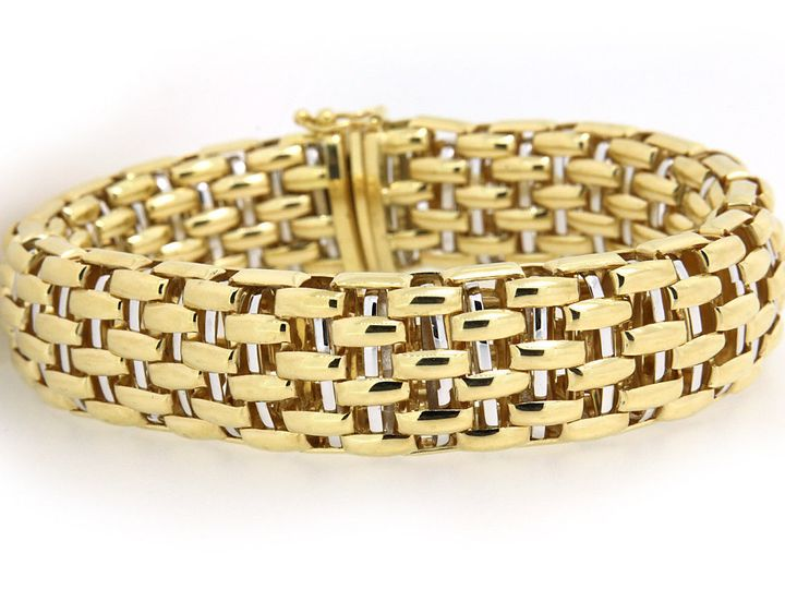 Tmx 1517027941 84012c54f69adc34 1517027940 D09c654610adb381 1517027941609 18 Fope Woven Bracel Vienna, VA wedding jewelry