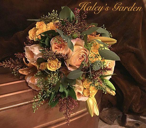Simple but elegant bouquet