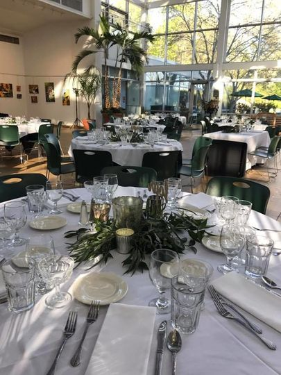Trumps Catering at The State Botanical Garden