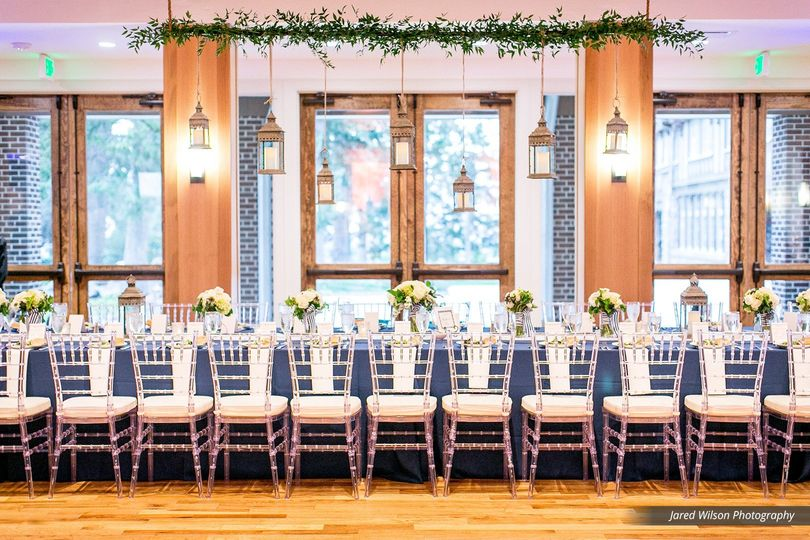 Great Hall Head Table