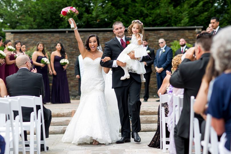 Summer Wedding at Mediterranean Manor, Patchogue, NY