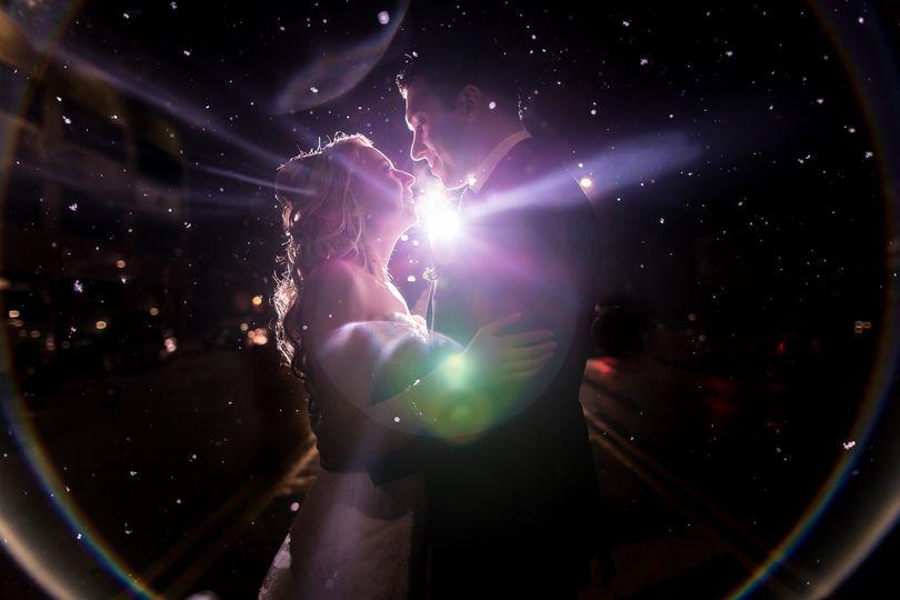 Winter Wedding, First Snow