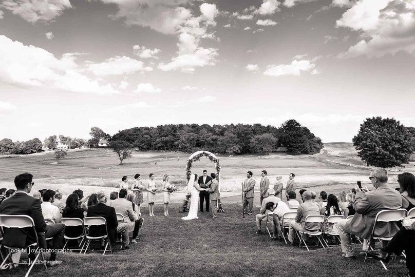Ceremony proper | Credit Look of Joy Photography