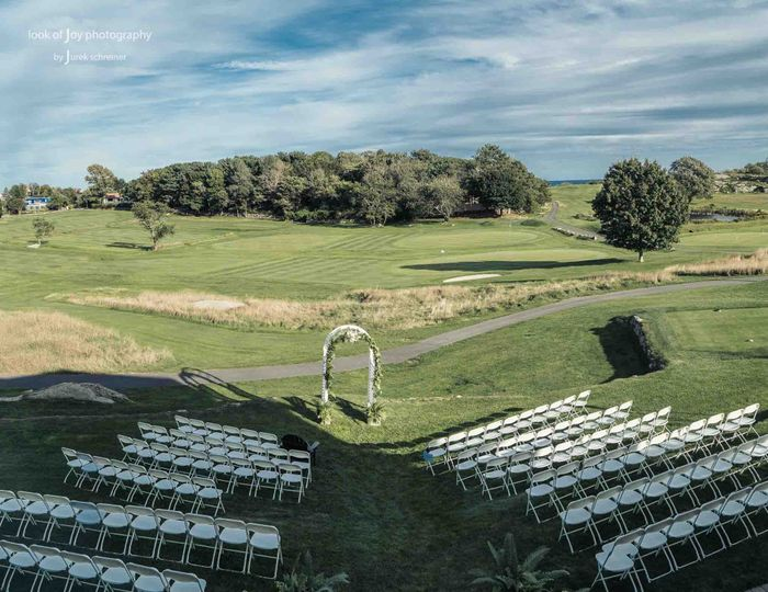Ceremony site | Look of Joy Photography