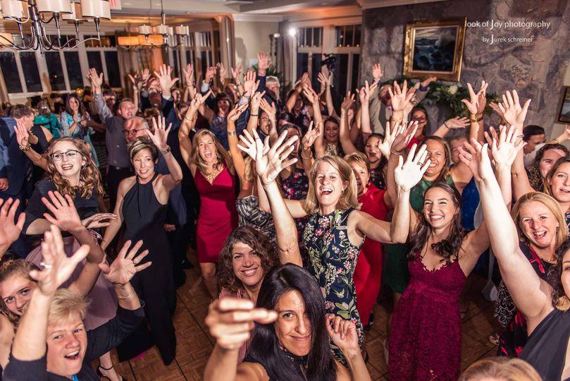 Celebration | Credit Look of Joy Photography