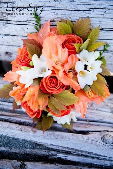 fall bouquet lena