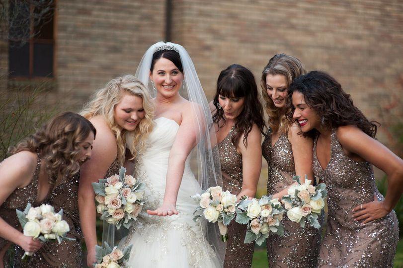 sparkle wedding