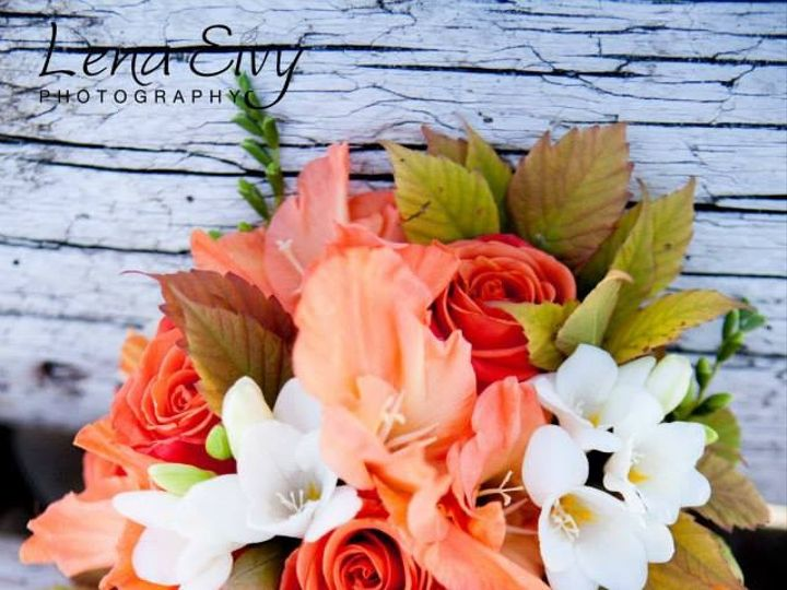 Tmx 1403559851001 Fall Bouquet Lena Seattle wedding florist