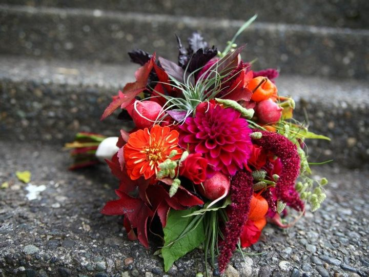 Tmx 1403559968682 Harvest Bouquet Seattle wedding florist