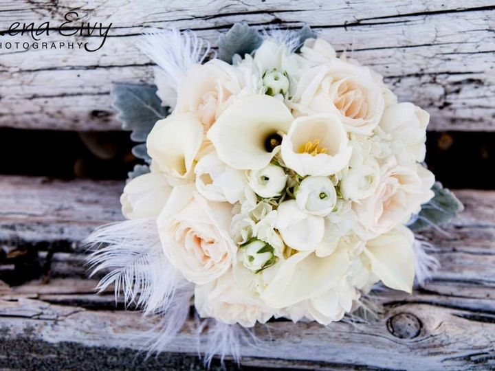 Tmx 1403560080950 White Bouquet Lena Seattle wedding florist