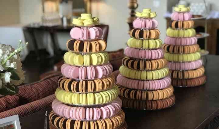 Carousel Macarons