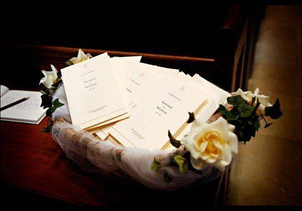 Wedding invatation