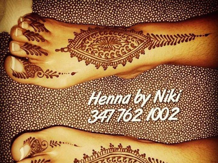 Tmx 1465580609783 Henna 4 Long Island City, NY wedding favor