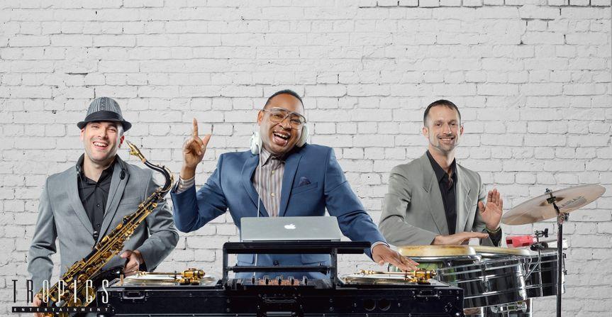DJ Sample Trio