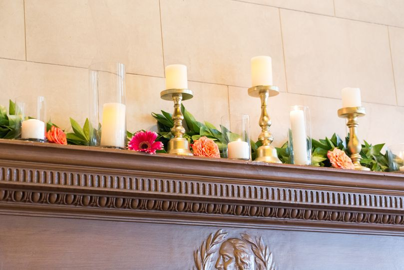 Mantle at Congressional Club