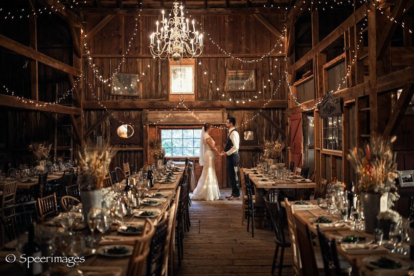 The Loft at Jacks Barn Reviews & Ratings, Wedding Ceremony ...