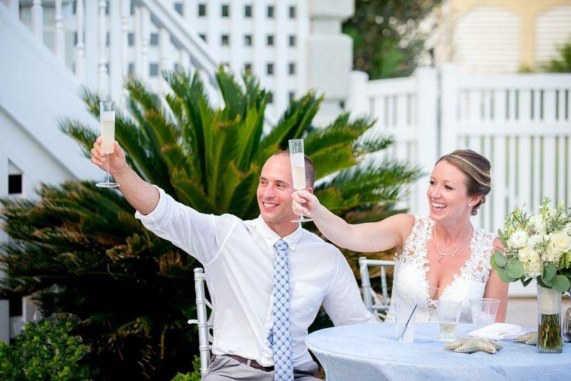The Memory Maker Wedding Toast