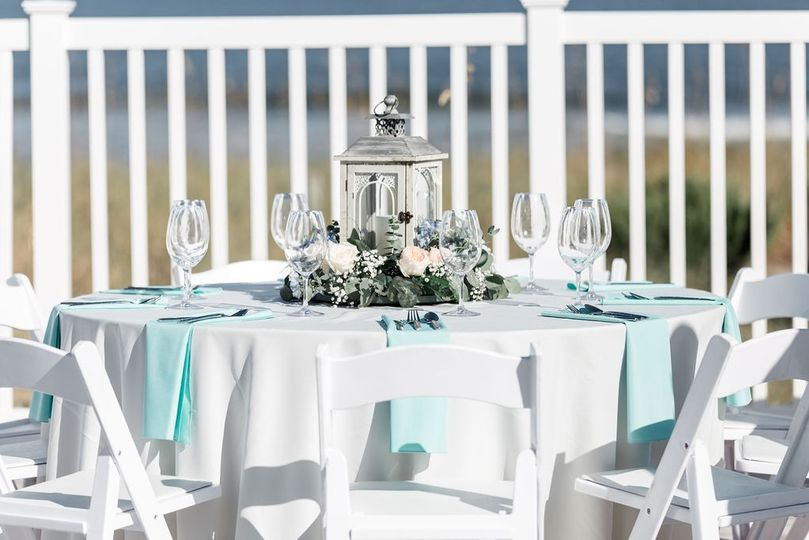 All Decked Out Table Setting