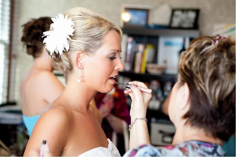 A Victorian Bride Hair & Makeup Design Team