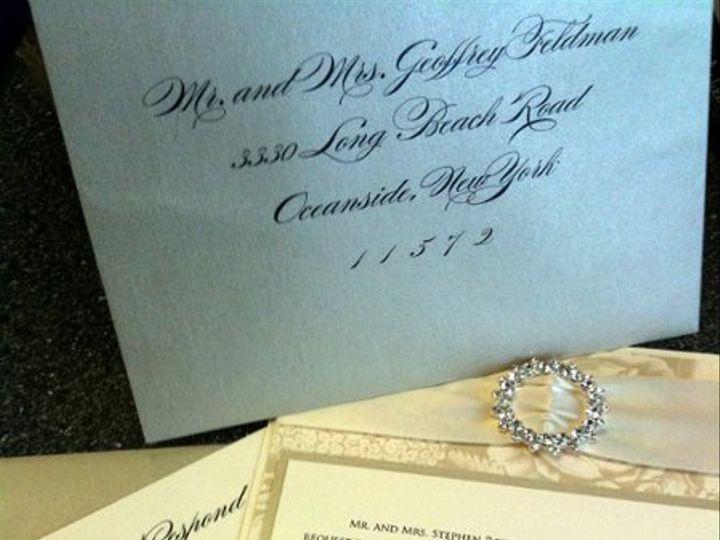 Tmx 1326250906892 Weddinginvitelove Oceanside, New York wedding invitation