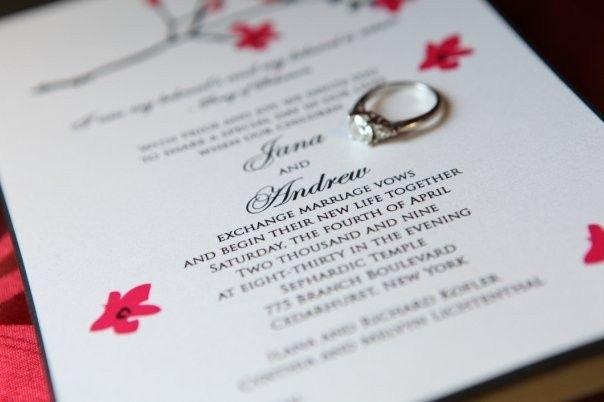 Tmx 1380900265846 519113888813076061901576034127045057447n Oceanside, New York wedding invitation